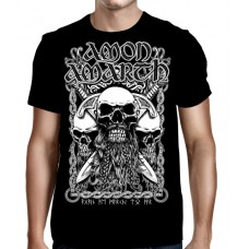 "Amon Amarth - ""Bearded Skull"""