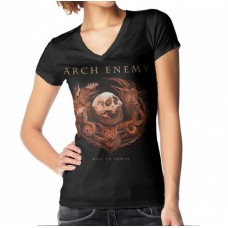 """Arch Enemy - """"Will To Power"""""""