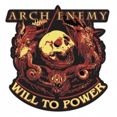 "Arch Enemy - ""Will To Power"" Pin"