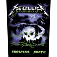 "Metallica - ""Creeping Death"" Back Patch"