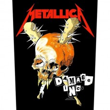 "Metallica - ""Damage Inc."" Back Patch"