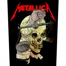 "Metallica - ""Harvester Of Sorrow"" Back Patch"