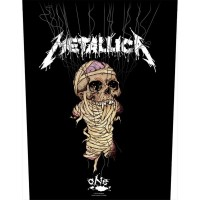 "Metallica - ""One"" Back Patch Bundle Pack"