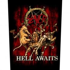 Slayer - Hell Awaits Back Patch Bundle Pack
