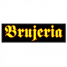 "Brujeria - ""Logo"" Patch"