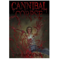 "Cannibal Corpse - ""Red Before Black"""