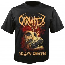 "Carnifex - ""Slow Death"" T-Shirt"