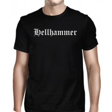"""Hellhammer - """"Old English Logo"""""""