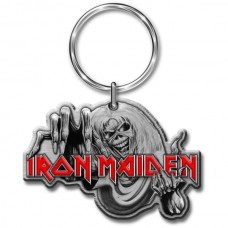 "Iron Maiden - ""The Number Of The Beast"" Keyring"