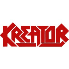 "Kreator - ""Red Logo"""
