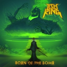 """Lich King - """"Born Of The Bomb"""" CD"""