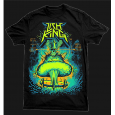 "Lich King - ""Born Of The Bomb"" T-Shirt"