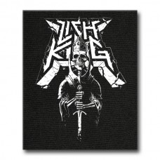 "Lich King - ""Stalemate"" Back Patch"