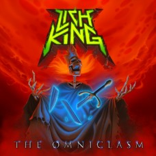"""Lich King - """"The Omniclasm"""" CD"""