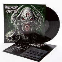 "Malevolent Creation - "" The 13th Beast""  Black Vinyl"