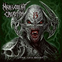 "Malevolent Creation - "" The 13th Beast""  CD"