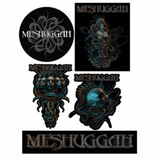 "Meshuggah - ""The Violent Sleep Of Reason"""