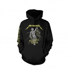 "Metallica - ""...And Justice For All"" Pullover Hoodie"