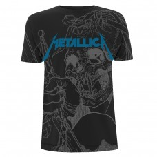 "Metallica - ""Japanese Justice"" Allover Print"
