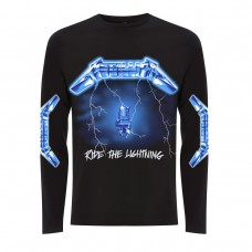 "Metallica - ""Ride The Lightning"" Longsleeve"