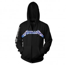 "Metallica - ""Ride The Lightning"" Zip Hoodie"