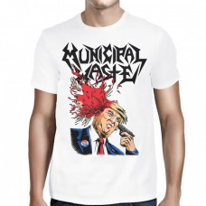 "Municipal Waste - ""Trump Walls Of Death"""