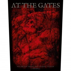 "At The Gates - ""To Drink From The Night Itself"" Back Patch"