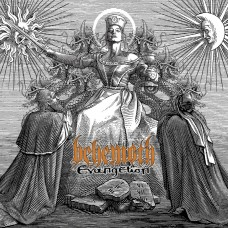 "Behemoth - ""Evangelion"" CD"