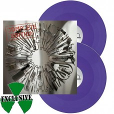 "Carcass - ""Surgical Steel"" Complete Edition Lilac 2 Vinyl"