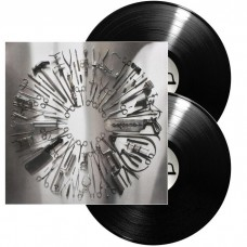 "Carcass - ""Surgical Steel"" Black 2 Vinyl"