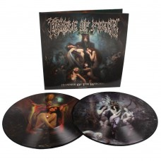 """Cradle Of Filth - """"Hammer Of The Witches"""" Double Picture Vinyl"""