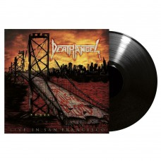 """Death Angel - """"The Bay Calls For Blood"""" Live in San Francisco Vinyl"""
