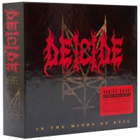 """Deicide - """"In The Minds Of Evil"""" Limited Edition Box Set"""