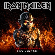 """Iron Maiden - """"The Book Of Souls"""" Live Chapter 2CD"""