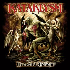 "Kataklysm - ""Heaven's Venom"" CD"