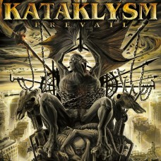 "Kataklysm - ""Prevail"" CD"