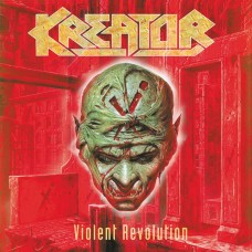 "Kreator - ""Violent Revolution"" CD"