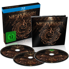 "Meshuggah - The Ophidian Trek"" 2CD-Digi + BluRay"