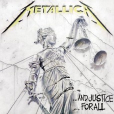 "Metallica - ""...And Justice For All"" CD"