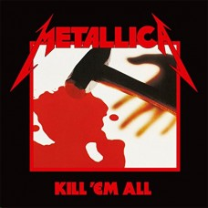 "Metallica - ""Kill 'em All"" Remsatered CD"