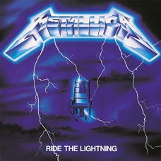 "Metallica - ""Ride The Lightning"" Remastered CD"