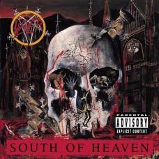 "Slayer - ""South Of Heaven"" CD"