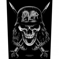 "Slayer - ""Wehrmacht"" Back Patch"