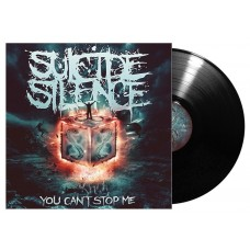 """Suicide Silence - """"You Can't Stop Me"""" Black Vinyl"""