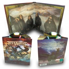 """Testament - """"The Formation Of Damnation"""" Deluxe Edition CD-Digi + DVD"""