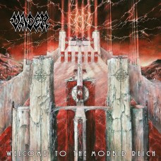 """Vader - """"Welcome To The Morbid Reich"""" CD"""