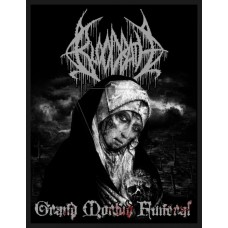 "Bloodbath - ""Grand Morbid Funeral"" Patch"
