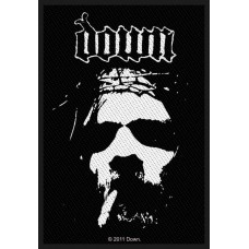 "Down - ""Face"" Patch"