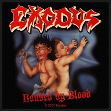 "Exodus - ""Bonded By Blood"" Patch"