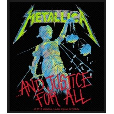 "Metallica - ""...And Justice For All"" Patch"